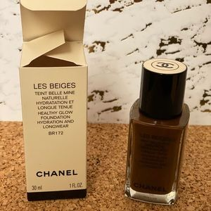 New BR172 CHANEL Les Beiges Foundation!